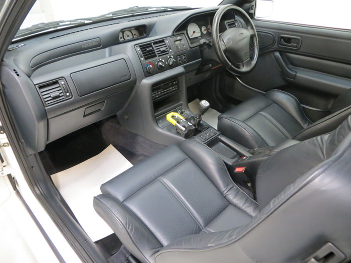 1995 ford escort rs cosworth interior 2