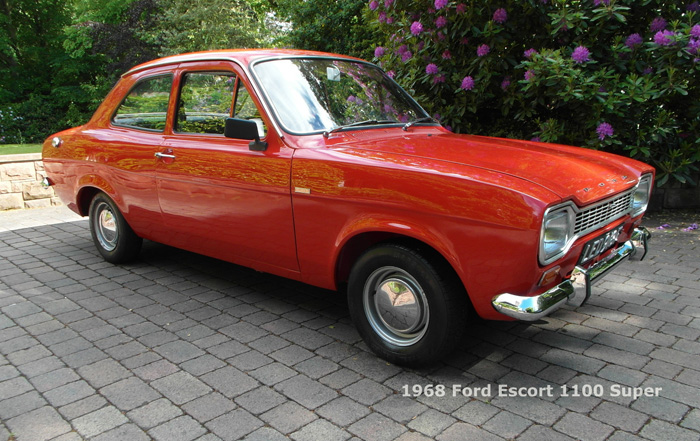 1968 Ford Escort MK1 1100 Super 1
