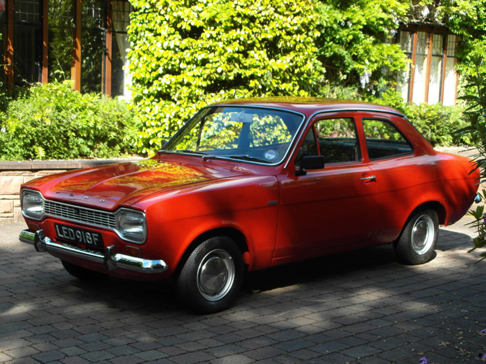 1968 Ford Escort MK1 1100 Super 2
