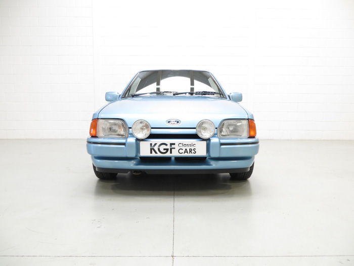 1989 Ford Escort MK3 XR3i Cabriolet Special Edition Front