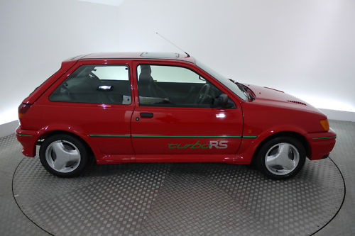 1992 ford fiesta rs turbo 2
