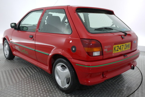 1992 ford fiesta rs turbo 3