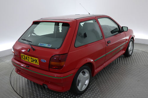 1992 ford fiesta rs turbo 4