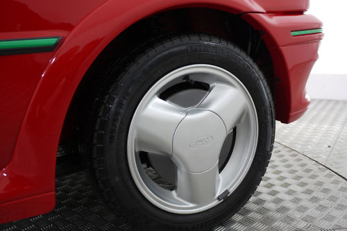 1992 ford fiesta rs turbo wheel