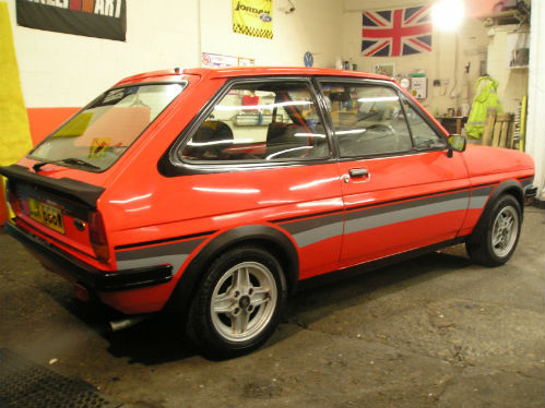 1981 ford fiesta mk1 supersport 3
