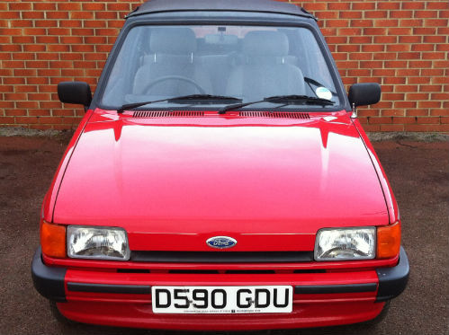 1987 fiesta cabriolet convertible hutchinson design fly front