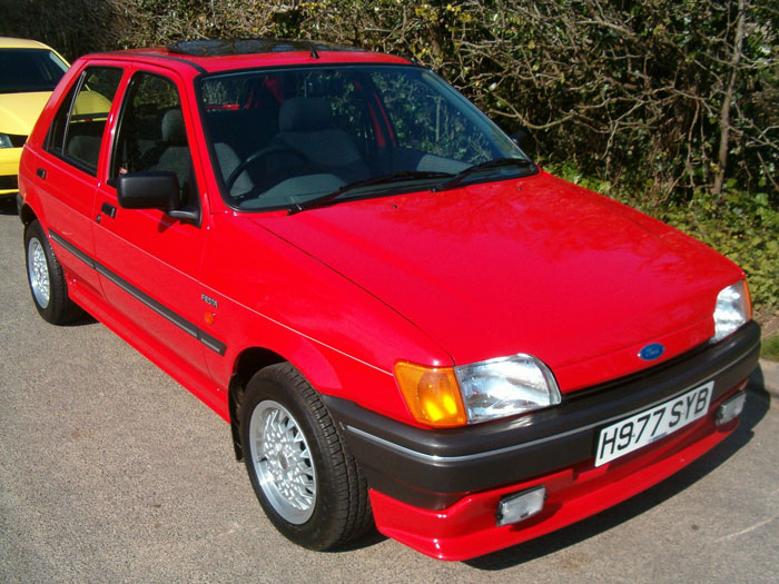featured cars ford fiesta 1990 ford fiesta mk3. Black Bedroom Furniture Sets. Home Design Ideas