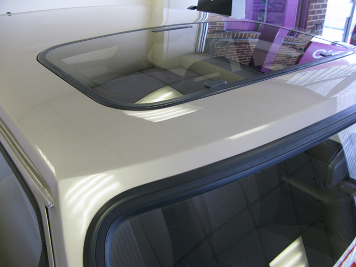 1983 Ford Fiesta MK1 1.1 Finesse Sunroof