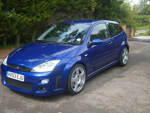 2003 Ford Focus RS MK1 1