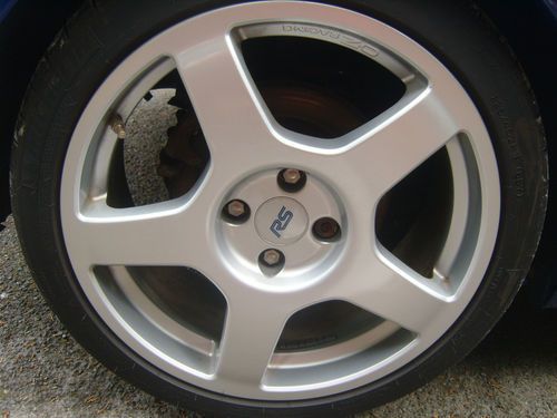 2003 Ford Focus RS MK1 Wheel