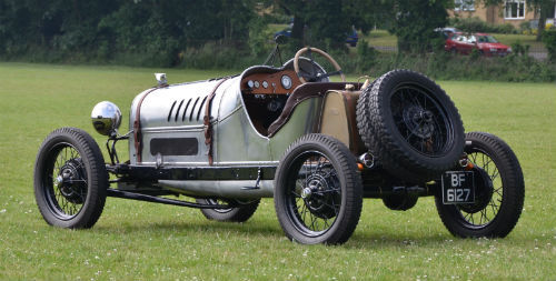 1929 Ford Model A 3.3L Special Racer 2