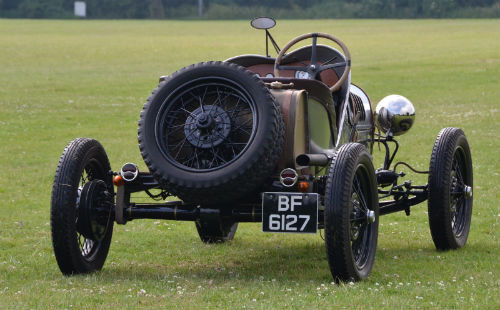 1929 Ford Model A 3.3L Special Racer 3