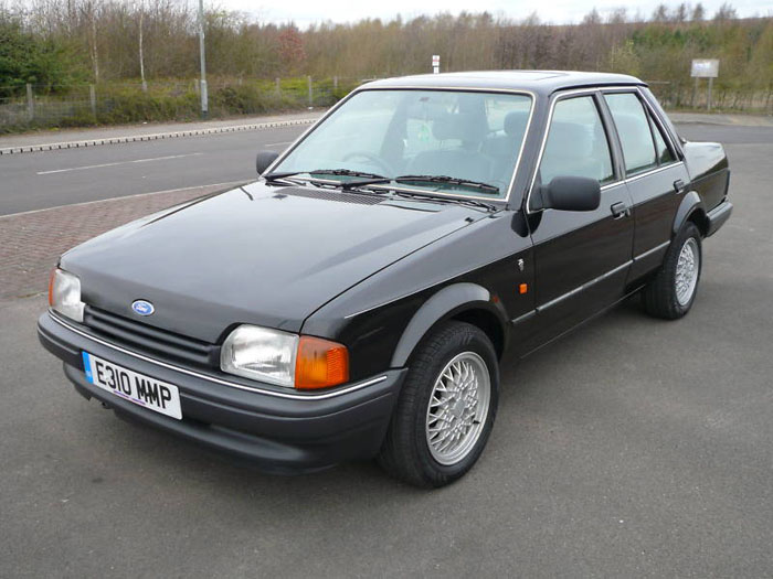ford orion 1.6 ghia 1