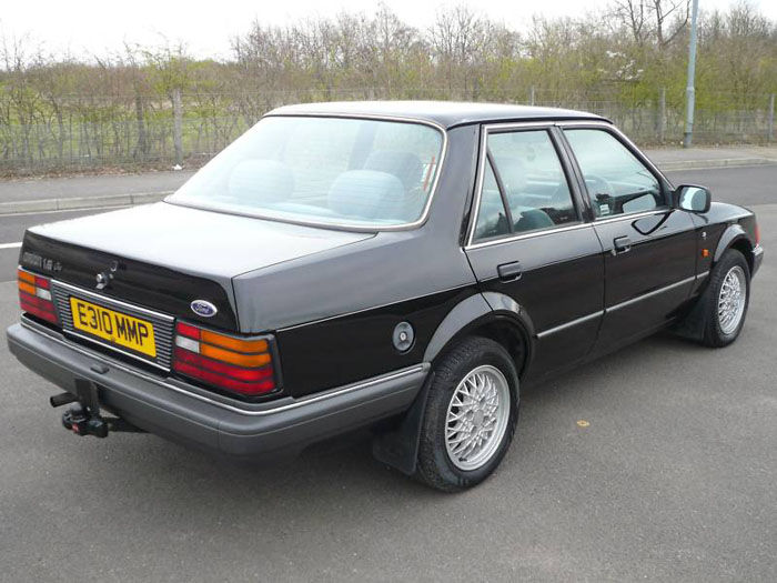 ford orion 1.6 ghia 5