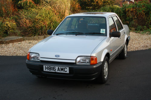 1990 ford orion 1596cc petrol 1