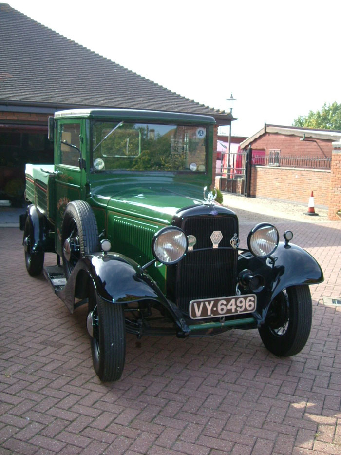 New Old Car UK