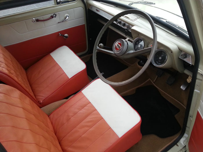 featured cars ford popular 1960 ford popular 100e ref 627. Black Bedroom Furniture Sets. Home Design Ideas