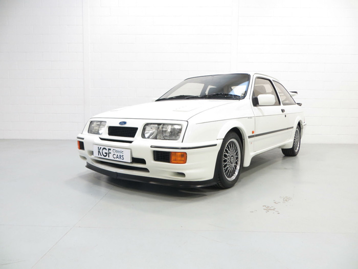 1987 Ford Sierra RS500 Cosworth 4