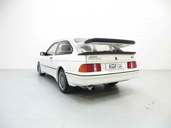1987 Ford Sierra RS500 Cosworth 5