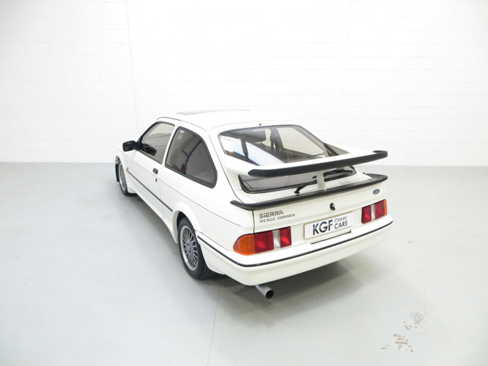 1987 Ford Sierra RS500 Cosworth 6
