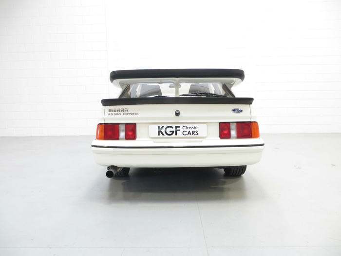 1987 Ford Sierra RS500 Cosworth Back