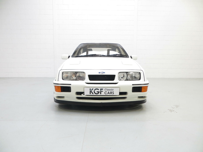 1987 Ford Sierra RS500 Cosworth Front