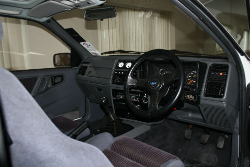 1992 ford sierra cosworth immaculate 1993cc petrol interior