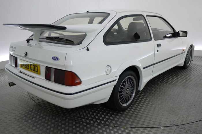 1987 Ford Sierra RS Cosworth 3