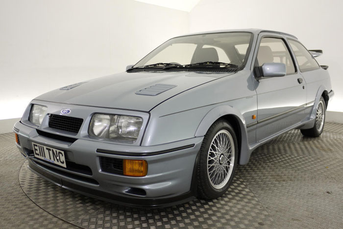 1987 Ford Sierra RS500 Cosworth 2
