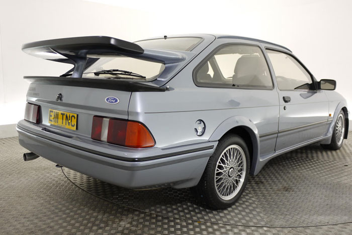1987 Ford Sierra RS500 Cosworth 3