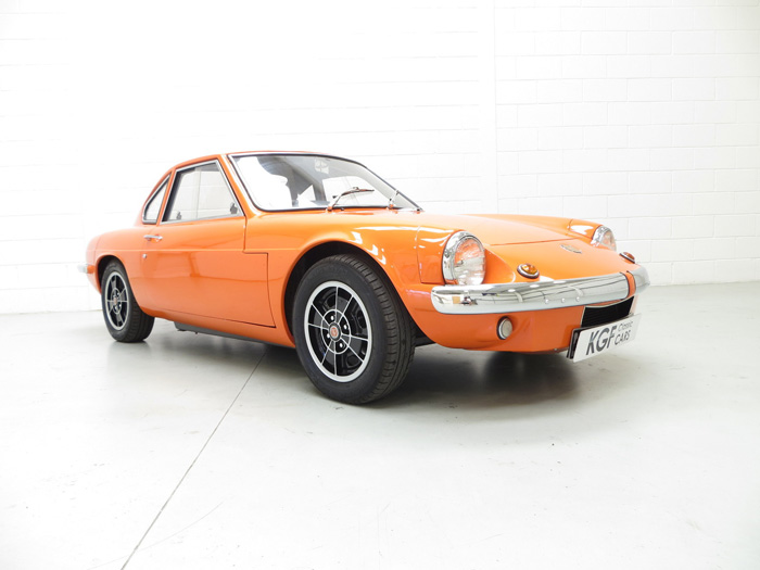 1971 Ginetta G15 Sports Coupe 1