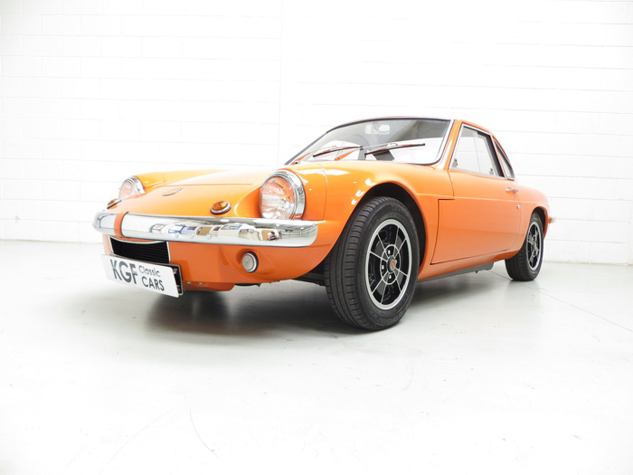 1971 Ginetta G15 Sports Coupe 2