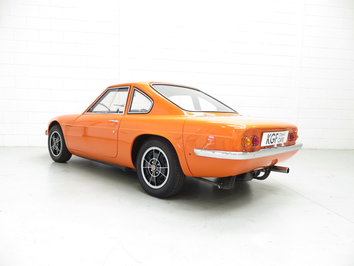 1971 Ginetta G15 Sports Coupe 3