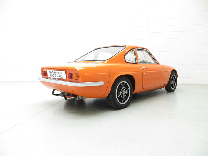 1971 Ginetta G15 Sports Coupe 4
