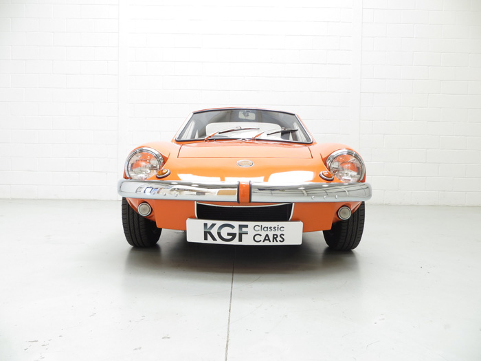 1971 Ginetta G15 Sports Coupe Front