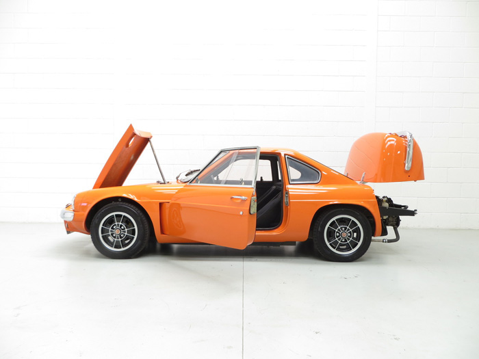 1971 Ginetta G15 Sports Coupe Left Side