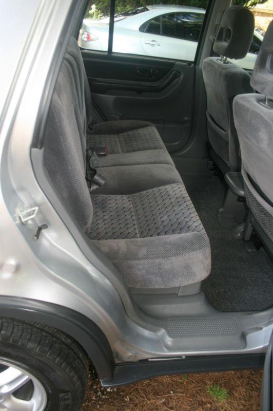 2001 honda cr-v special edition 4wd interior 2