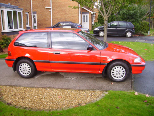 1990 Honda Civic 4th Gen 1.4 GL 3