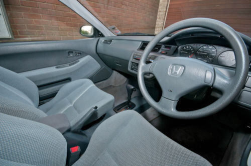 1993 Honda Civic EG 1.5 LSi Interior Dashboard