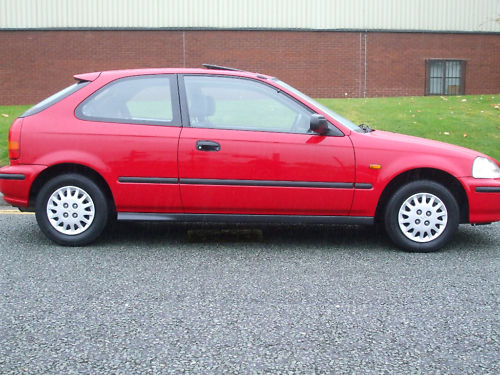 1998 r honda civic 1.4 automatic 3