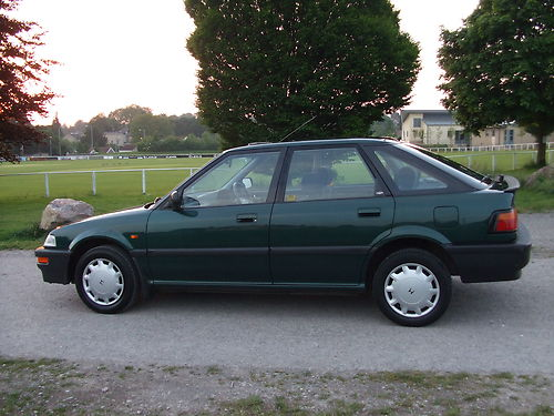 1994 Honda Concerto 1.5 Left Side