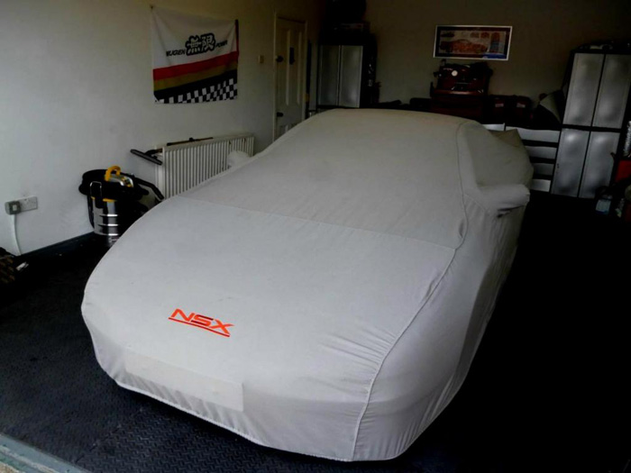 1995 Honda NSX N1 NSX-R Spec Car Cover