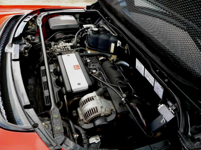 1995 Honda NSX N1 NSX-R Spec Engine Bay
