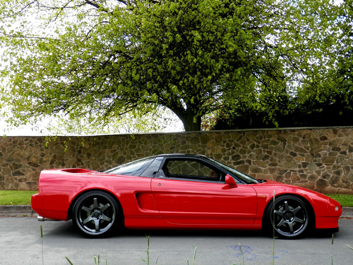1995 Honda NSX N1 NSX-R Spec Right Side