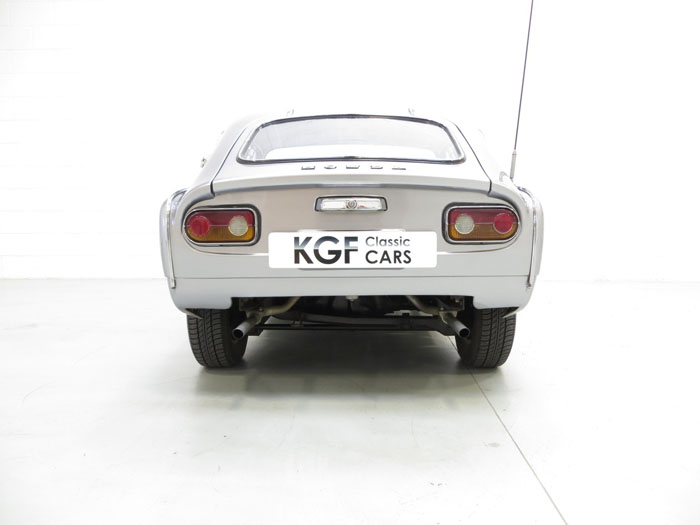 honda s800 coupe back