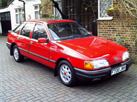 11 1988 ford sierra icon