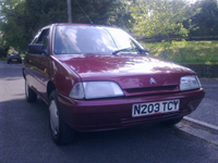 110 1995 citroen ax 1.0i elation icon