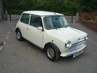 118 1999 rover mini balmoral 1300cc icon