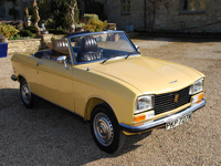 12 1974 peugeot 304 s convertible icon