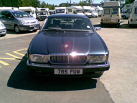 124 1993 daimler double six auto 6l blue icon